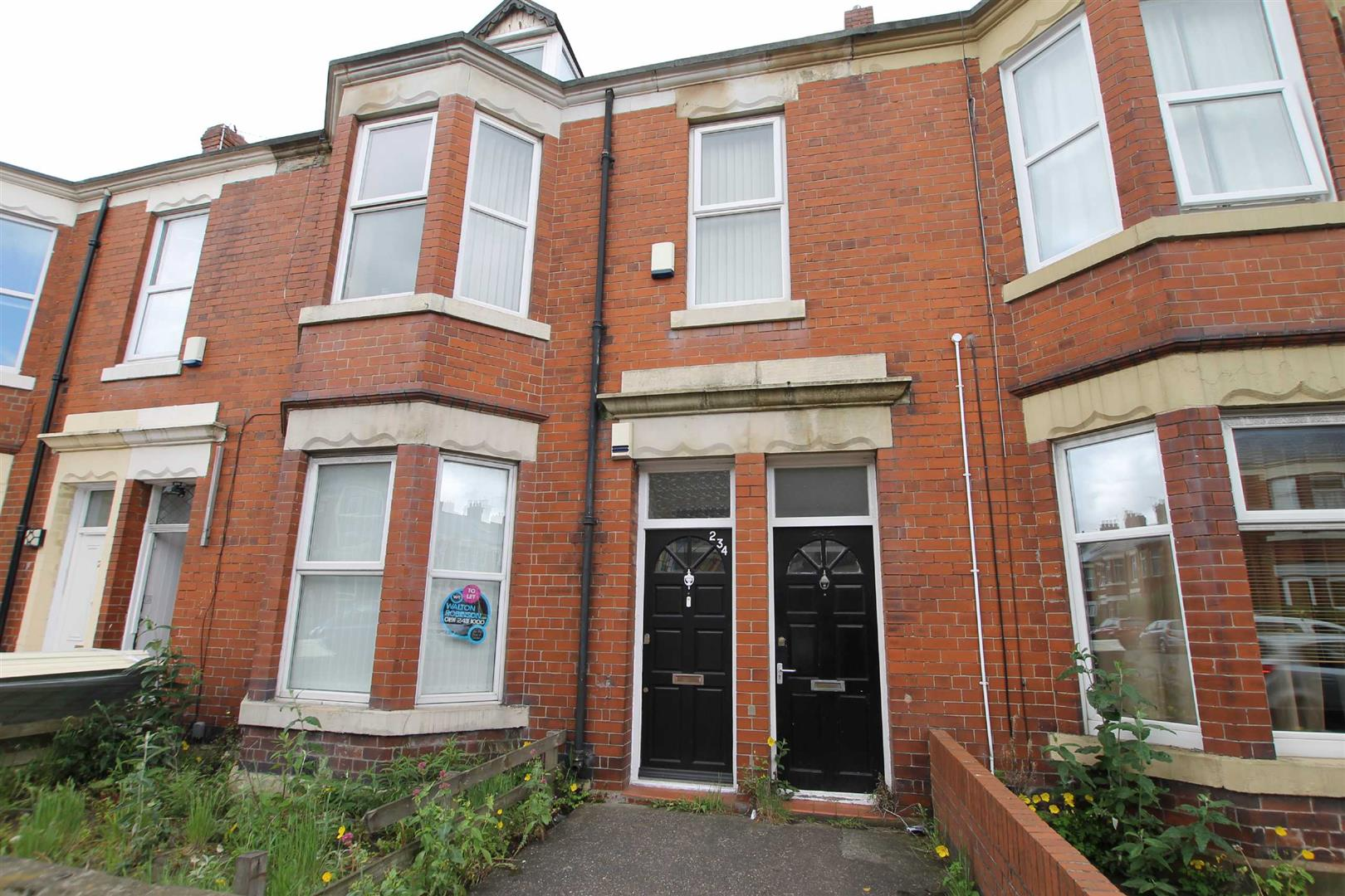 Simonside Terrace Newcastle Upon Tyne, 2 Bedrooms  Flat ,1 Receptions ,Sold (STC)